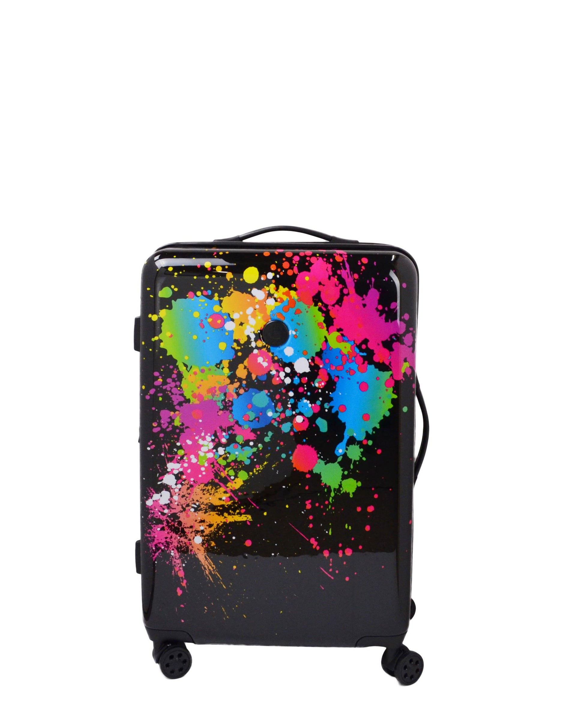 "Bursts 26"" Hardside Spinner Luggage - Multi"