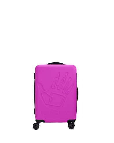 "Redondo 22"" Hardside Luggage - Pink"