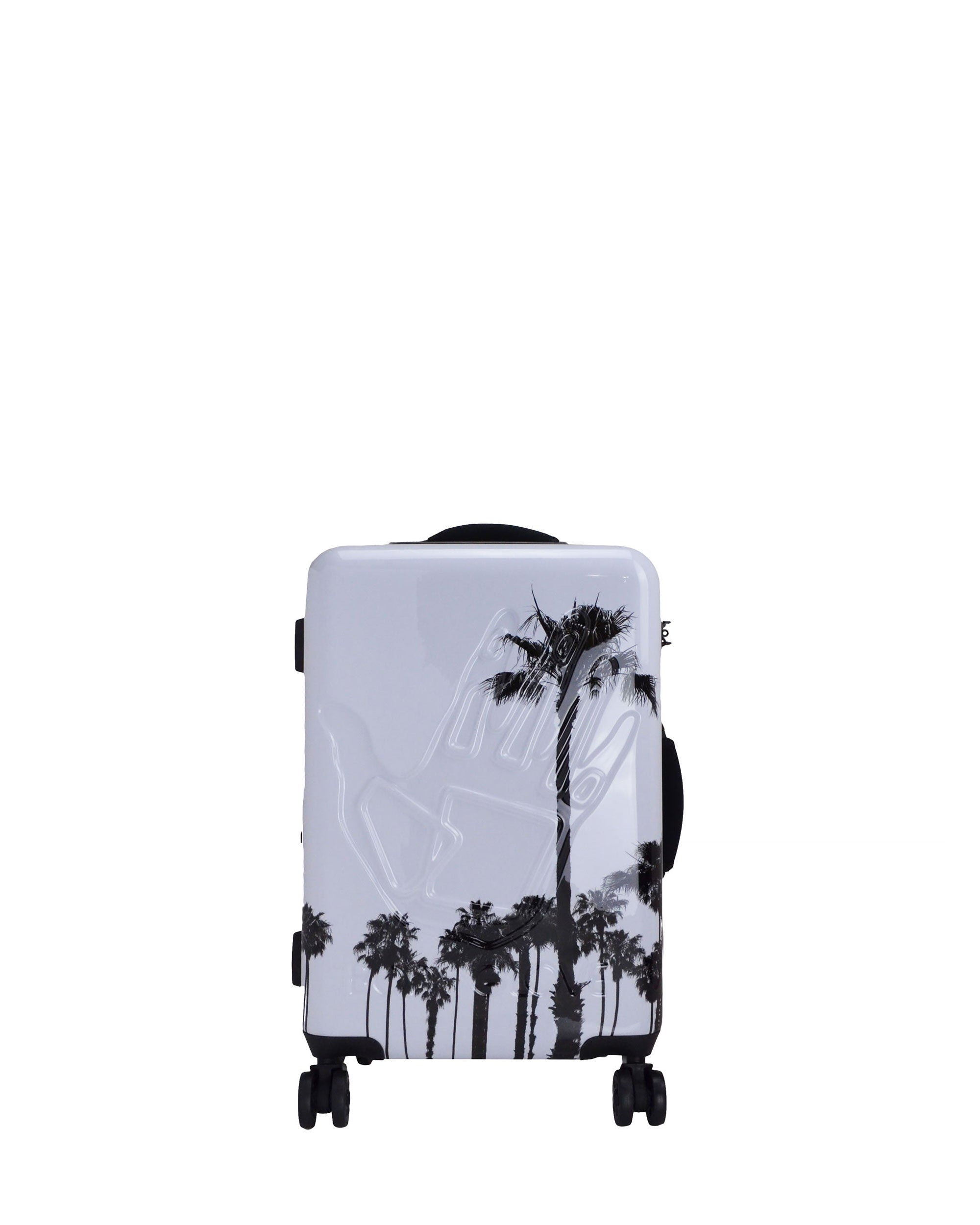 "Redondo 22"" Hardside Luggage - White"