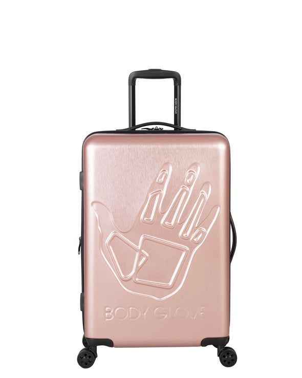 "Redondo 26"" Hardside Luggage - Rose Gold"