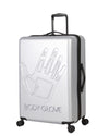 "Redondo 29"" Hardside Luggage - Silver"