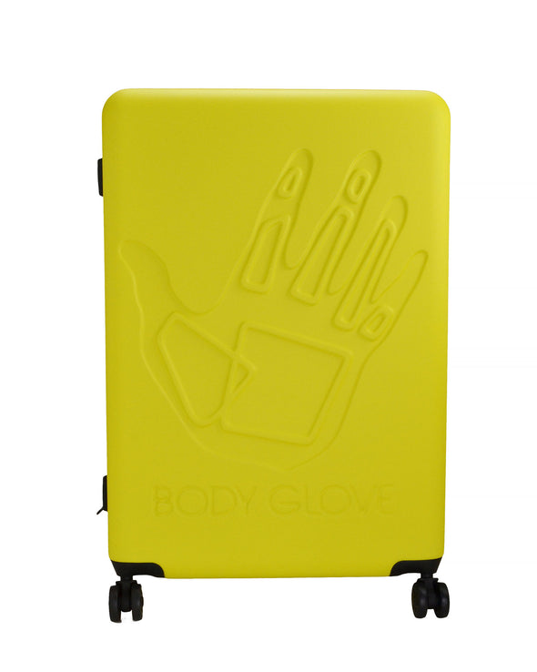 "Redondo 29"" Hardside Luggage - Yellow"
