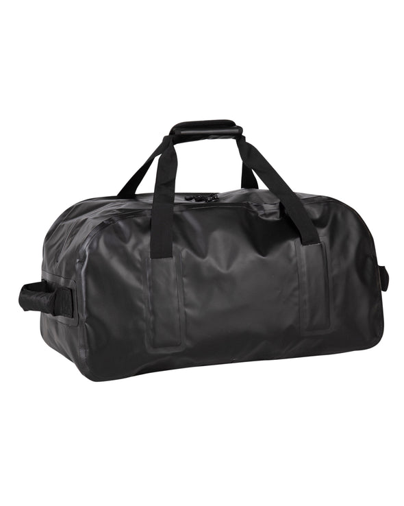 "Geste 22"" Waterproof Carry-On Duffel - Black"