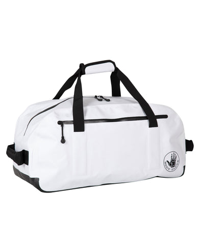 "Geste 22"" Waterproof Carry-On Duffel - White"