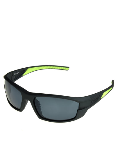 Men's BG1801 Polarized Sunglasses - Graphite