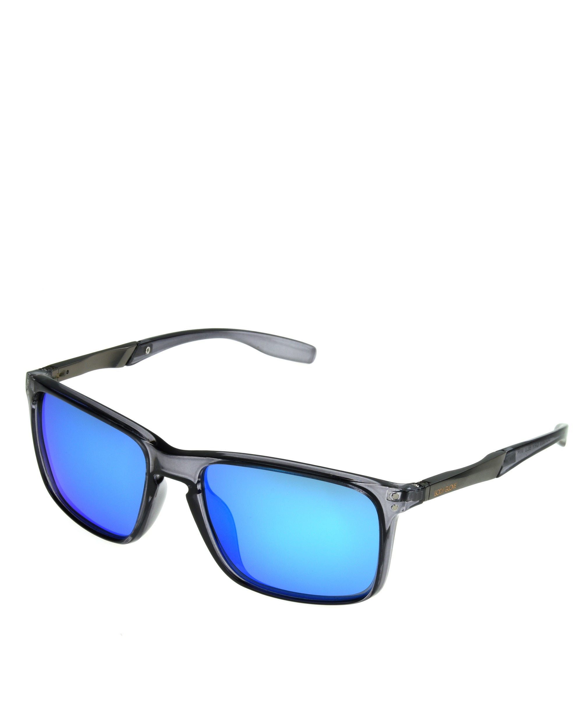 Men's BG1803 Polarized Sunglasses - Grey