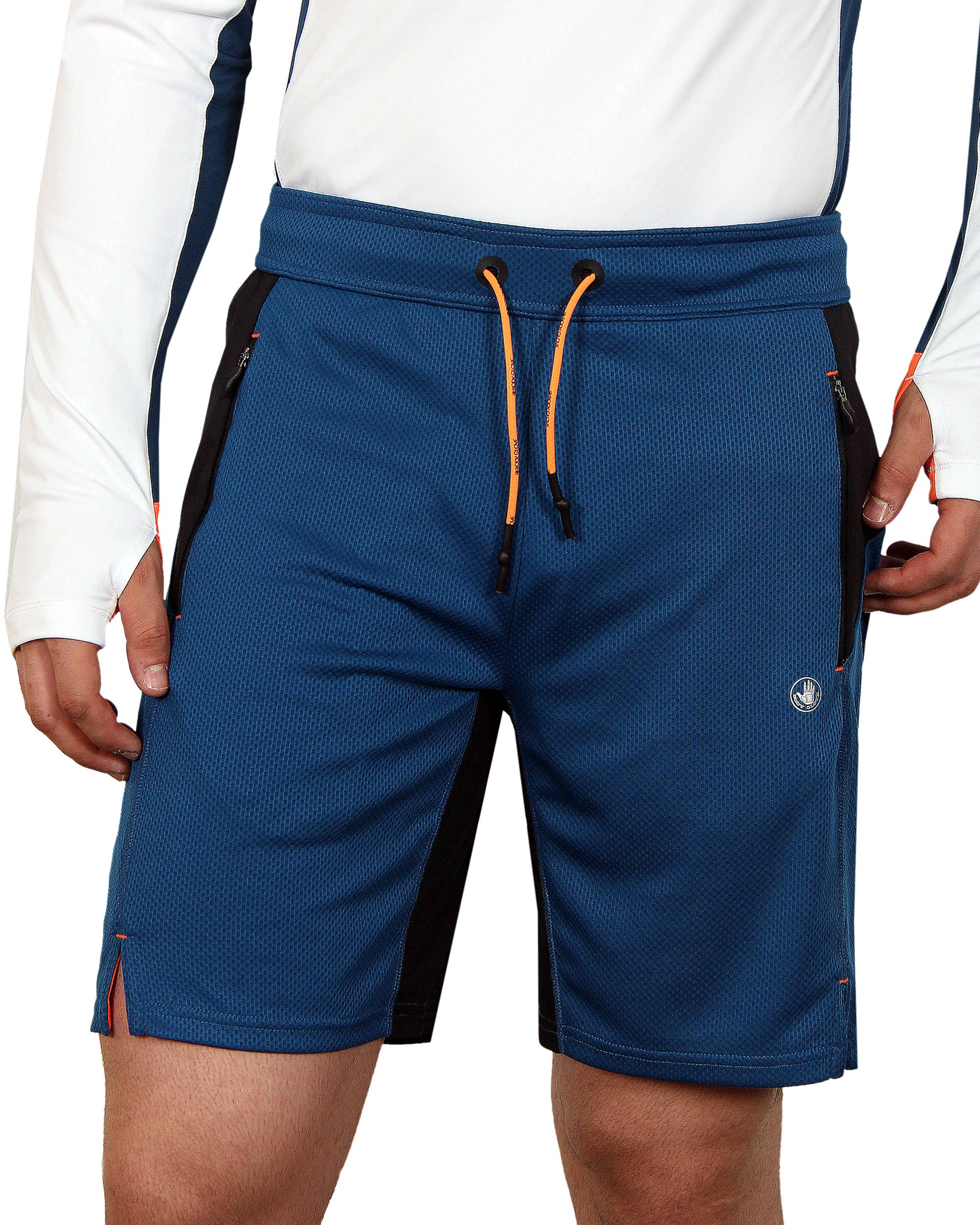 Men's Performance Short - Blue