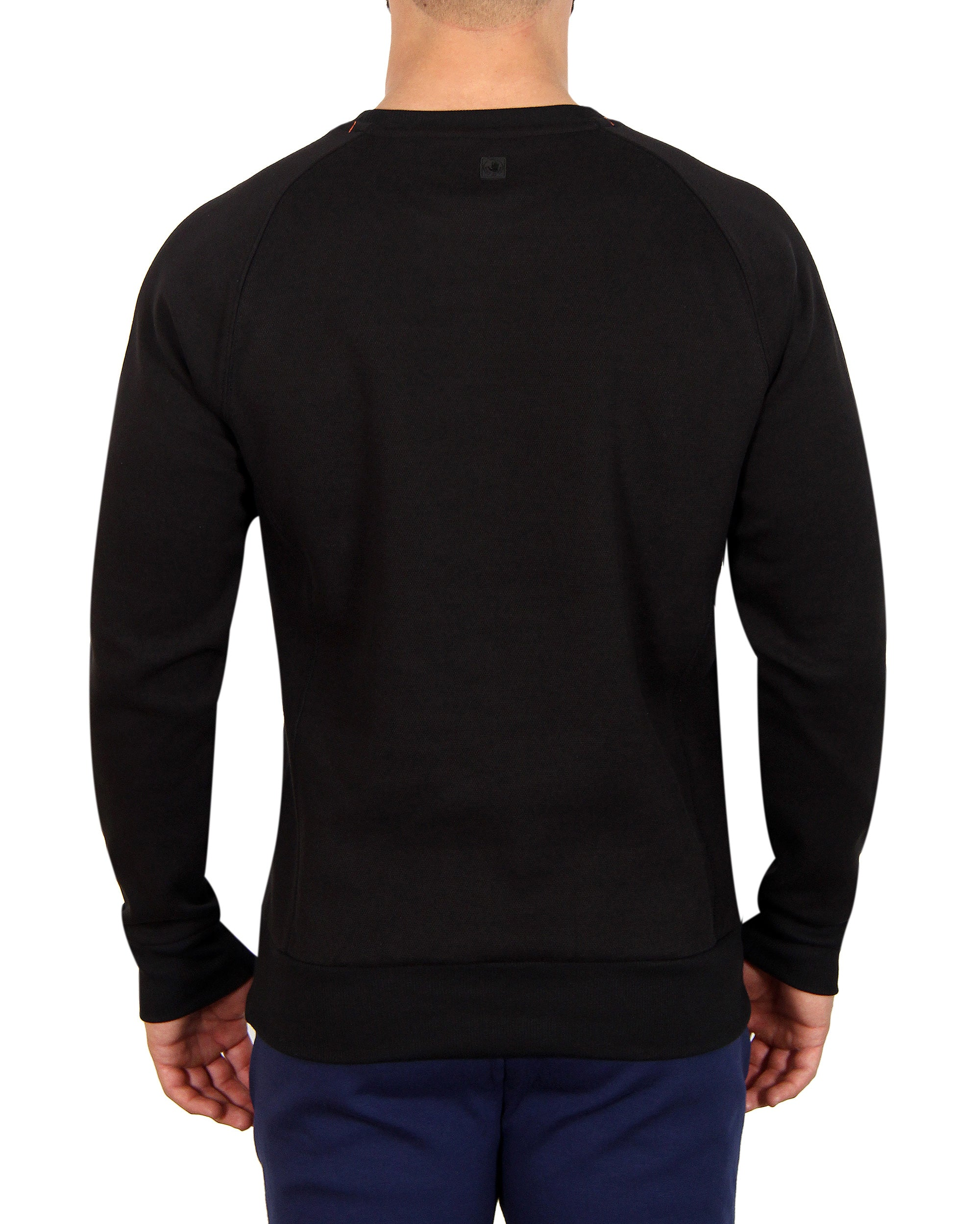 Men's Signature Crew Fleece - Black – Body Glove