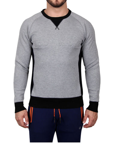 Men's Signature Crew Fleece - Grey