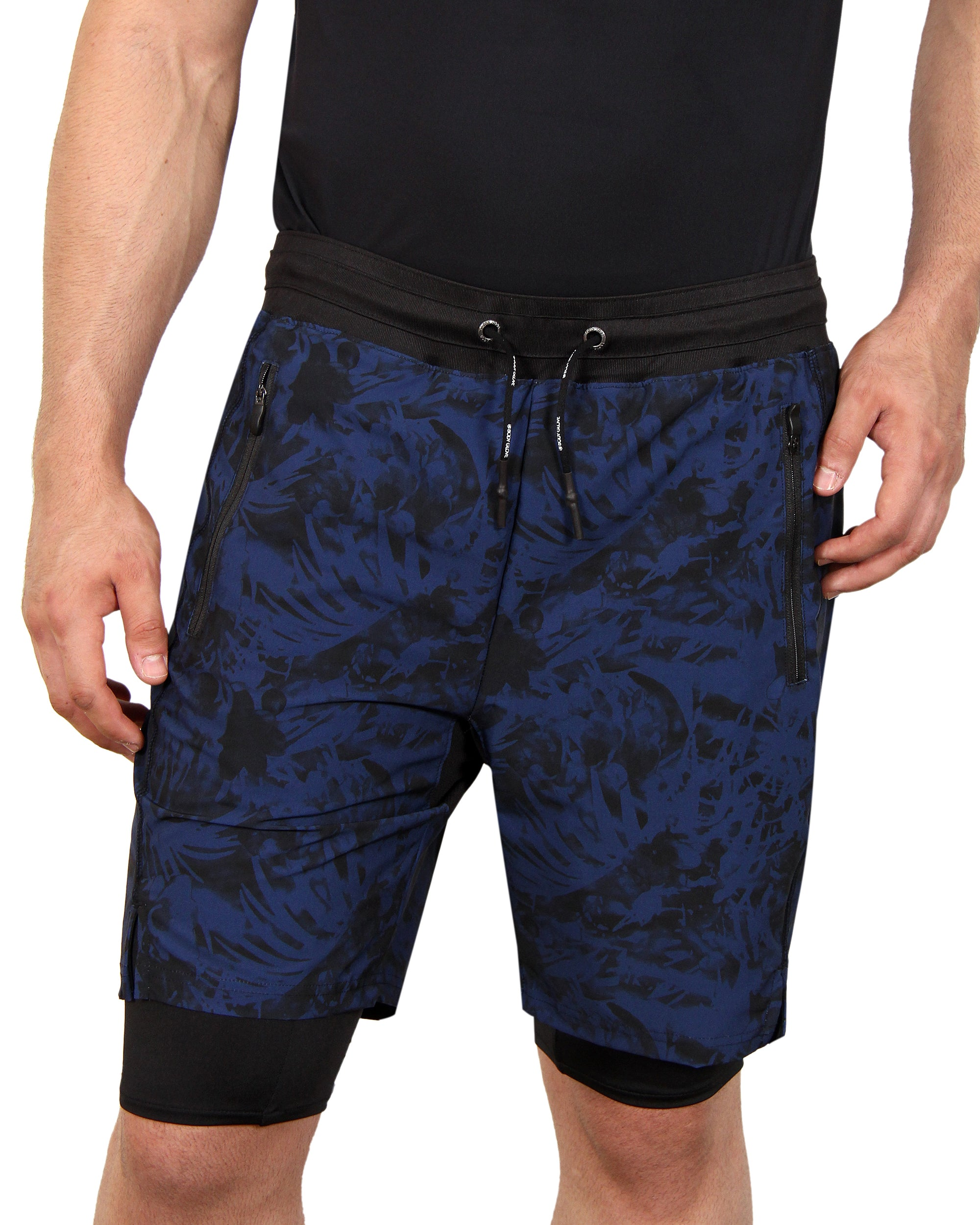 Men's Built-In Short - Blue