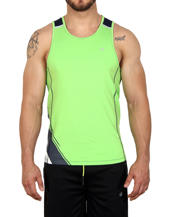 Men's Muscle Tee - Green
