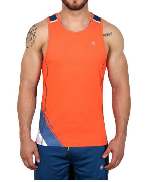 Men's Muscle Tee - Orange