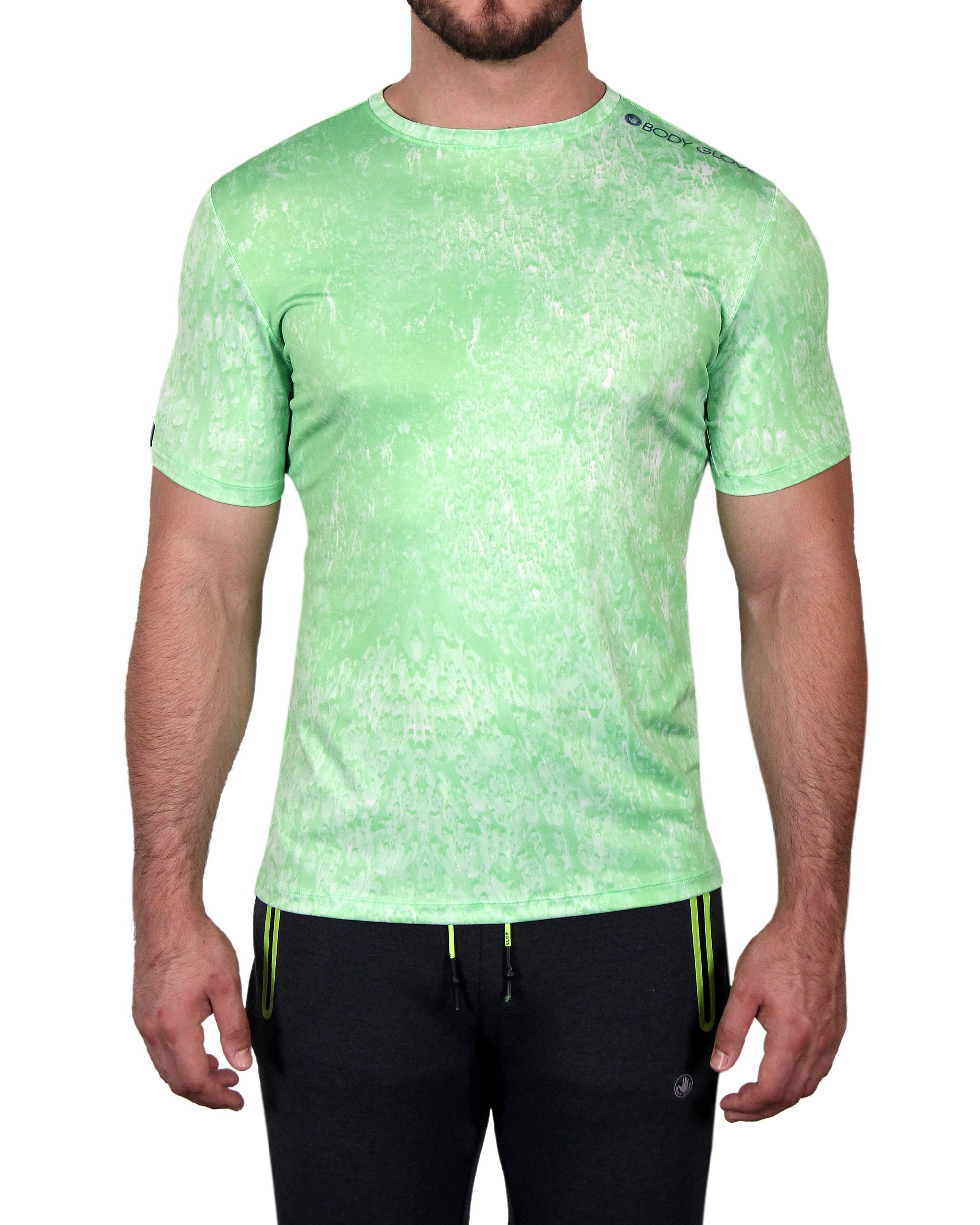 Men's Performance T-Shirt - Green