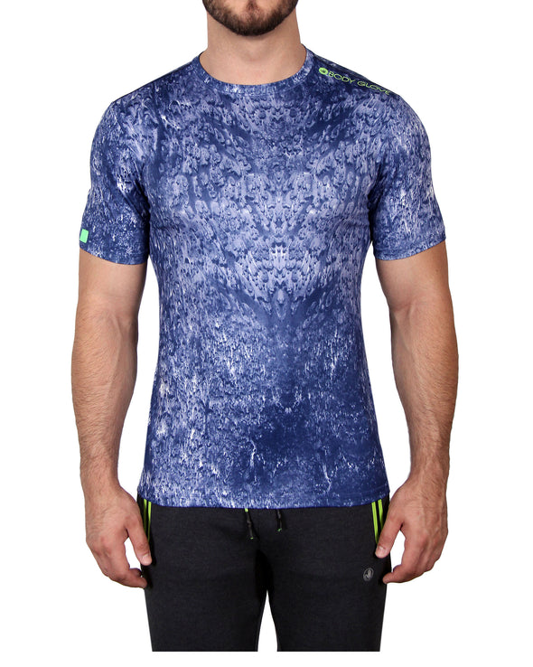 Men's Performance T-Shirt - Blue