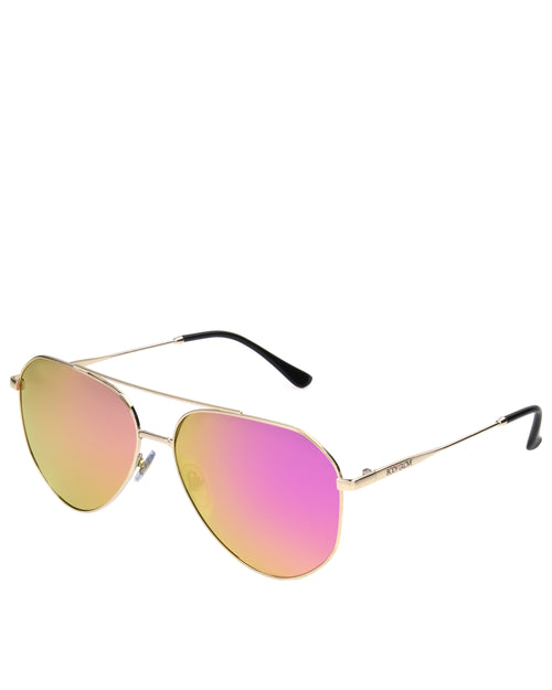 Women's BGL1903 Polarized Aviator Sunglasses - Pink
