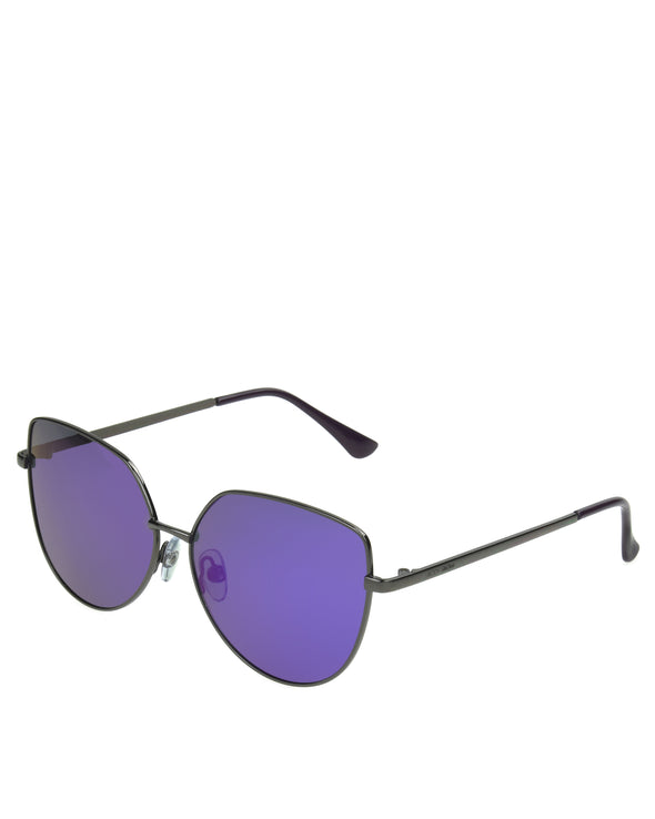 Women's BGL1909 Polarized Sunglasses - Gun Metal