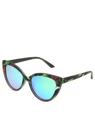 Women's BGL1912 Polarized Sunglasses - Black
