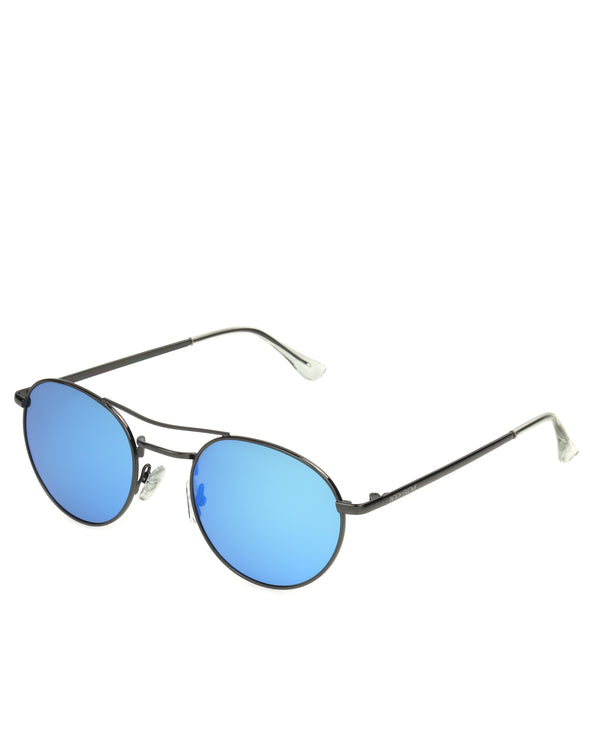 Women's BGL1918 Polarized Aviator Sunglasses - Gun Metal