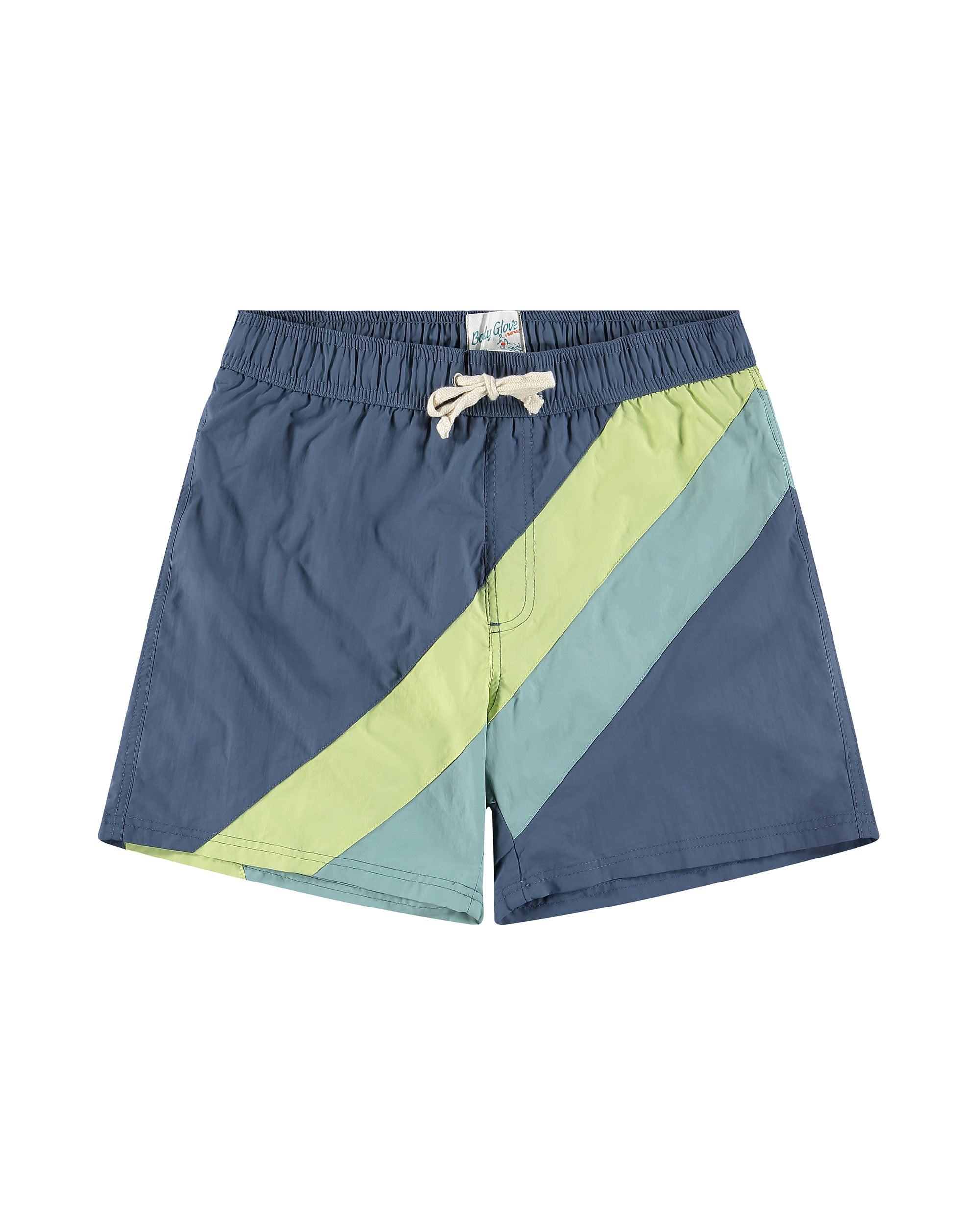Men's 17-inch Melbourne Swim Short - Dark Blue