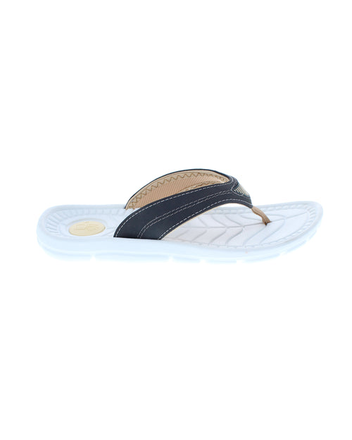 Women's Burst Flip-Flop Sandals - Star White/Sand