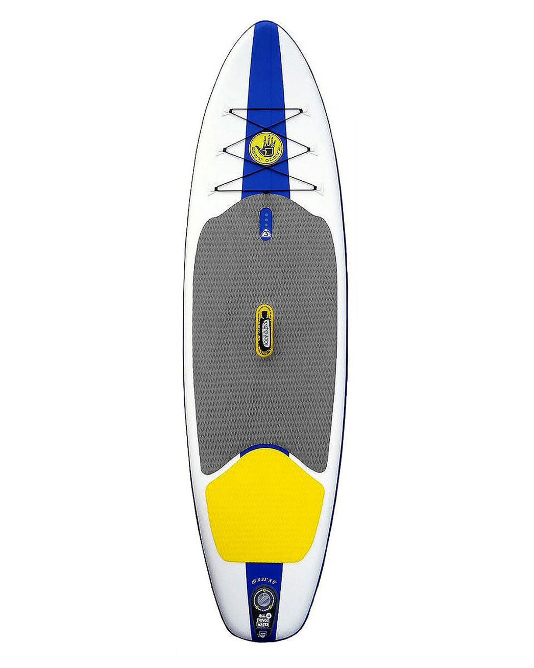 Cruiser 10 Inflatable Stand Up Paddle Board Isup With