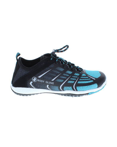Women's Dynamo Rapid Water Shoes - Black/Oasis Blue