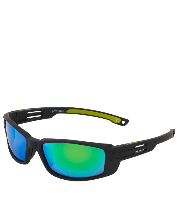 Men's FL19 Floating Polarized Sunglasses - Black