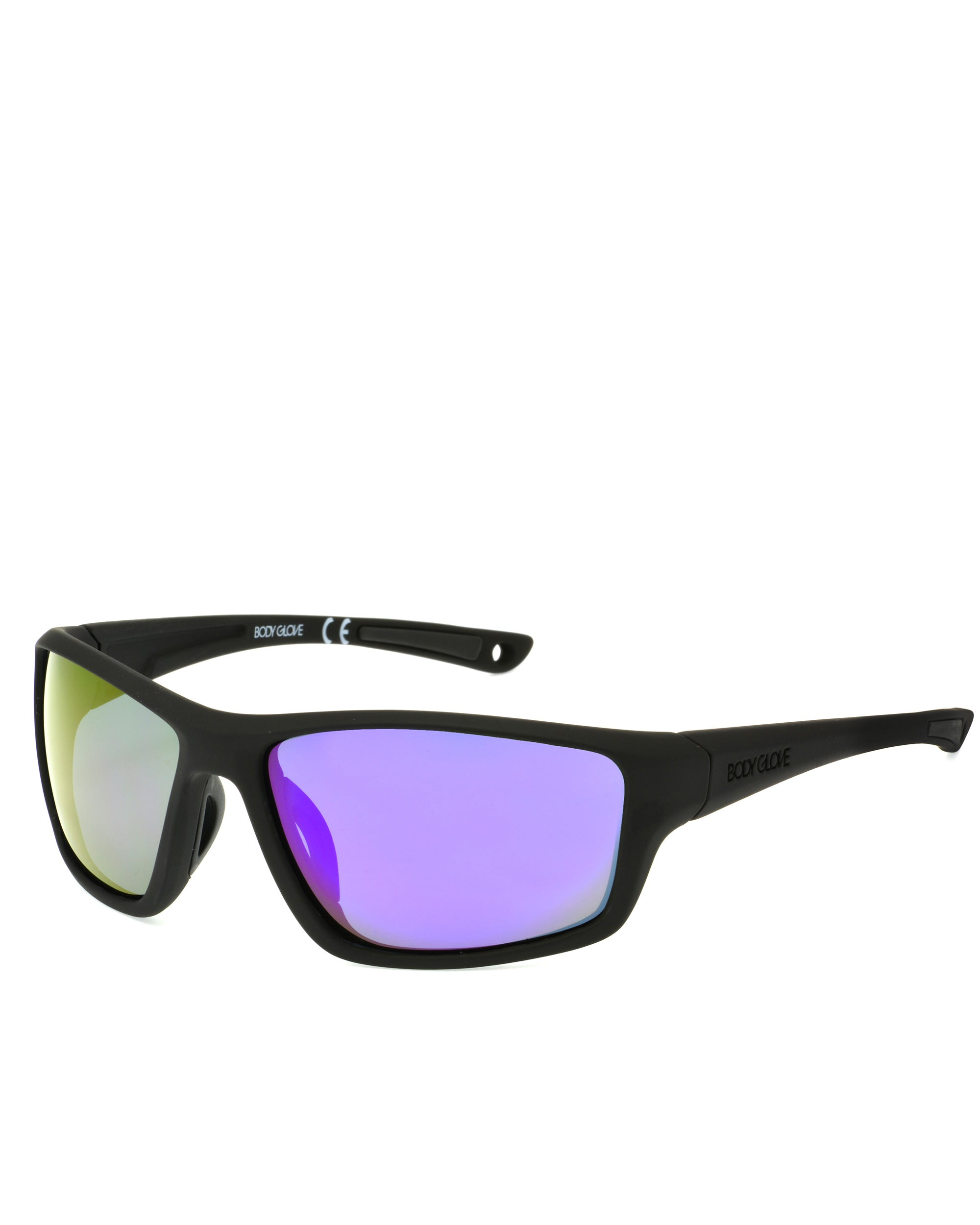 Men's FL21 Floating Polarized Sunglasses - Black