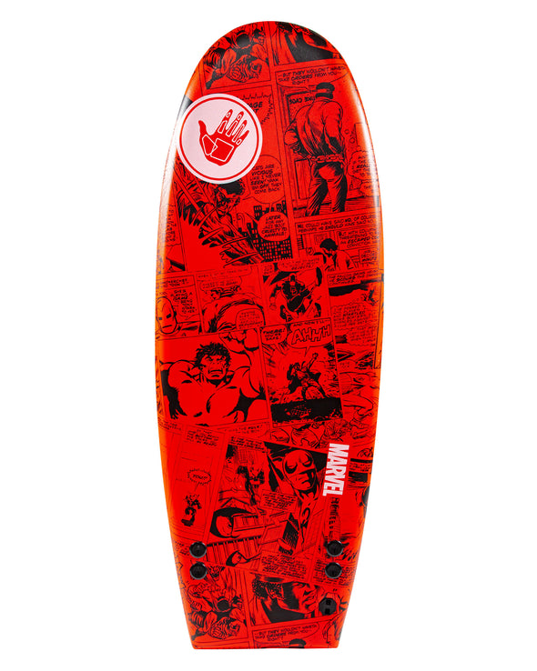"Limited-Edition Marvel 55"" Blackball Body Board"