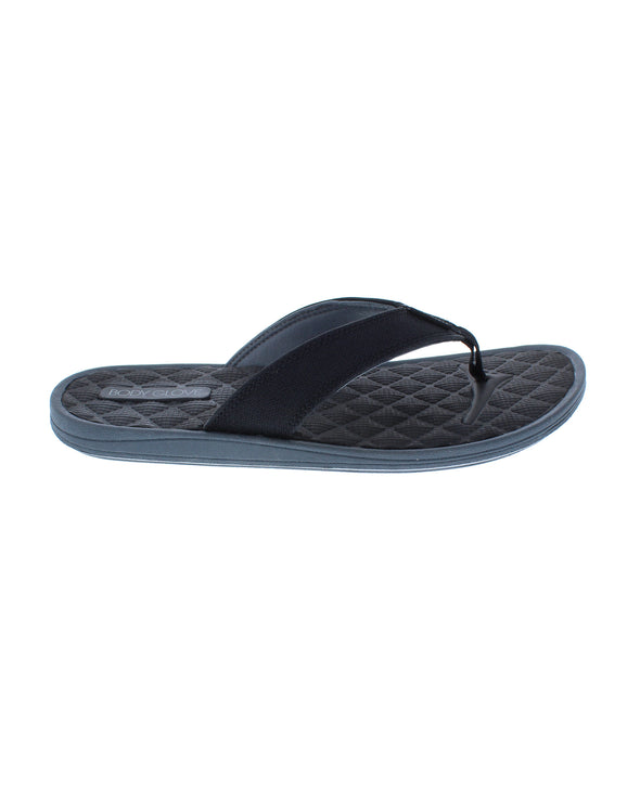 Men's Montego Flip Flop Sandals - Black