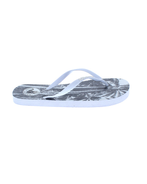 Women's Old Skool Flip Flops - Palm Black