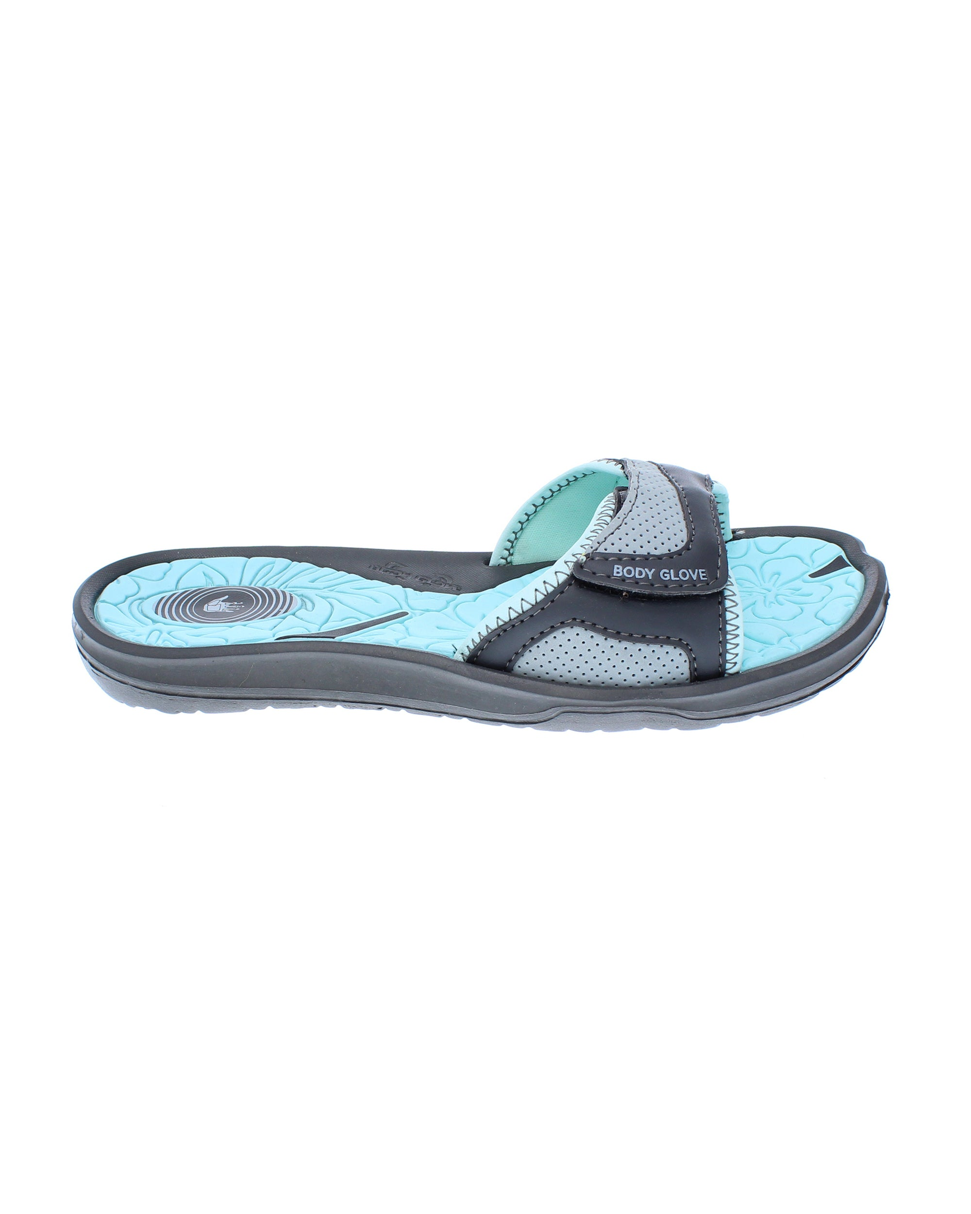 Women's Prima Sandals - Dark Shadow/Glacier Mint
