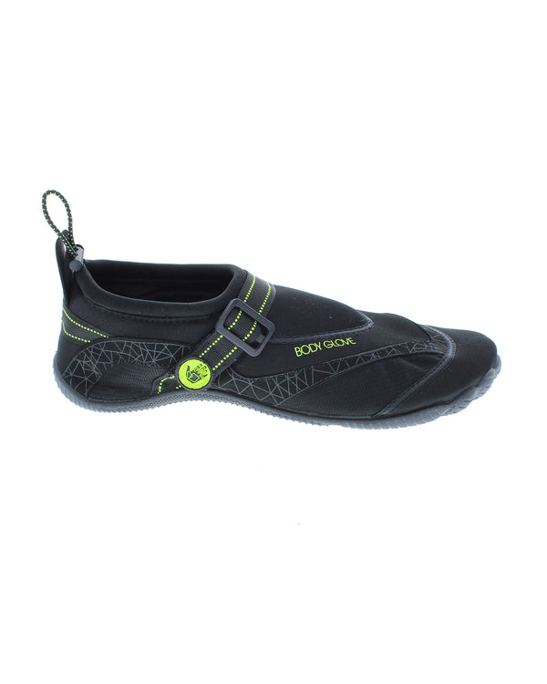 48d98132480 Men's Realm Water Shoes - Black/Neon Yellow