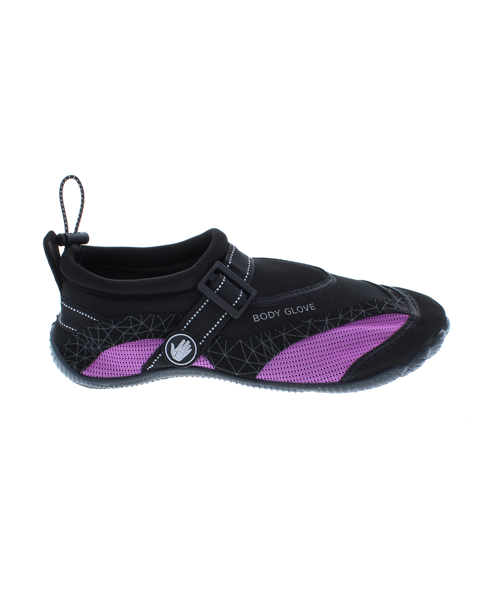Women's Realm Water Shoes - Black/Oasis Purple