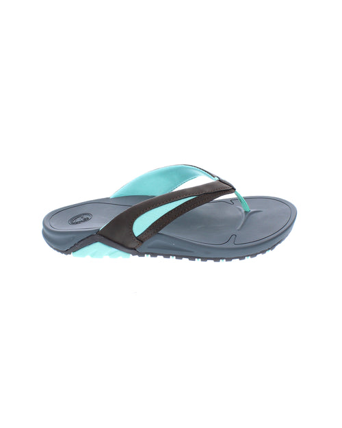Women's Sway Flip-Flop Sandals - Brindle/Glacier Mint