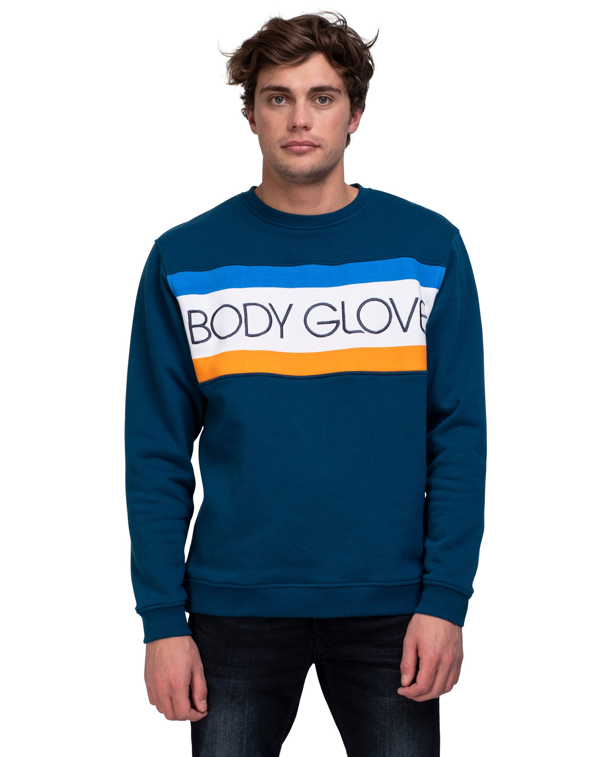 Backtrack Sweat Shirt - Indigo