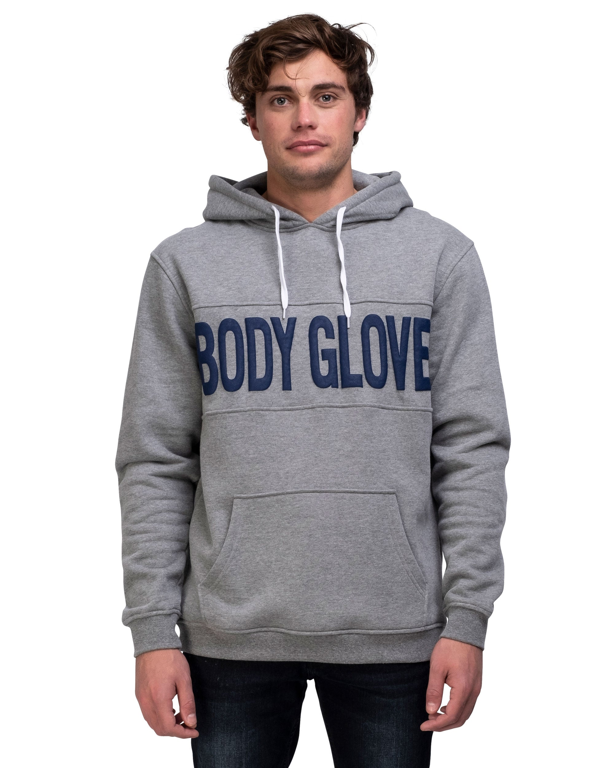 Body Glove Hoodie - Dark Heather