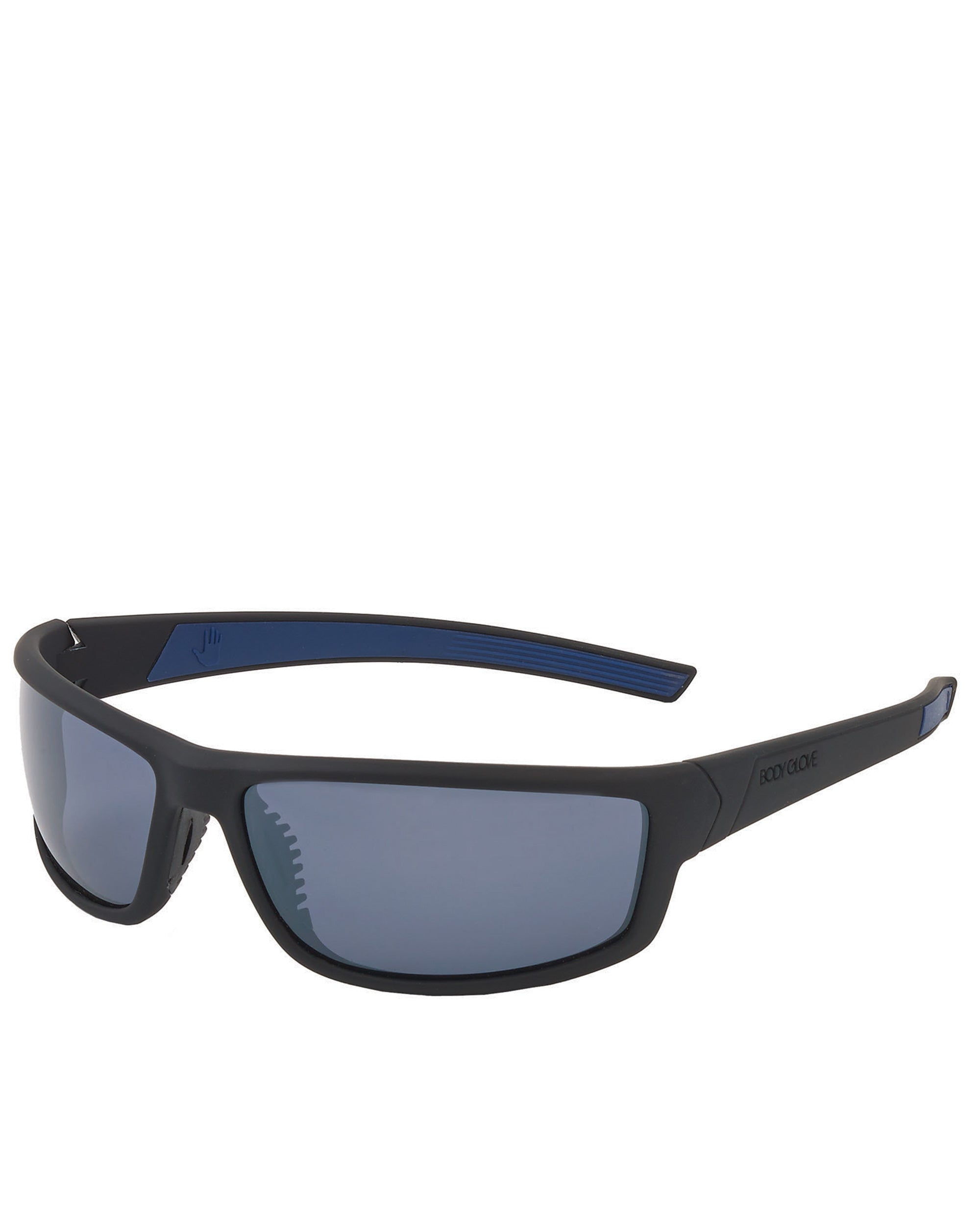 Men's Vapor 16 Polarized Sport Sunglasses - Black