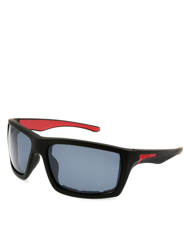 Men's Vapor 21 Polarized Sport Sunglasses - Black