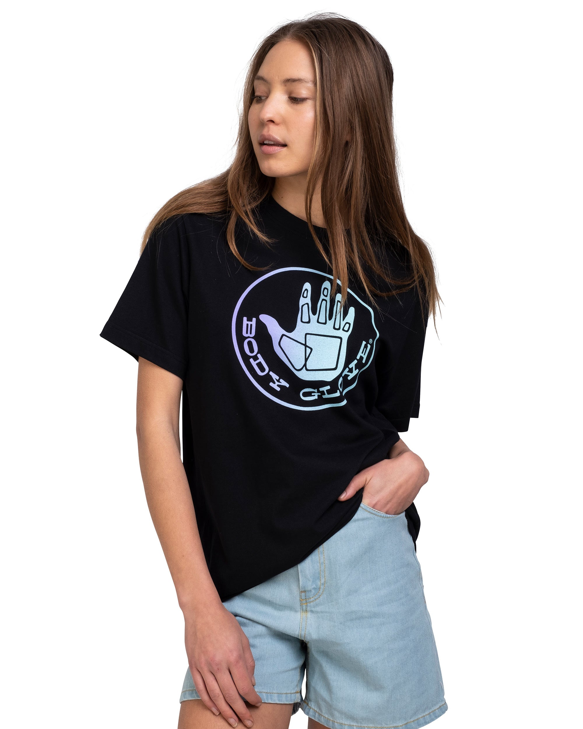 Women's California T-Shirt - Black