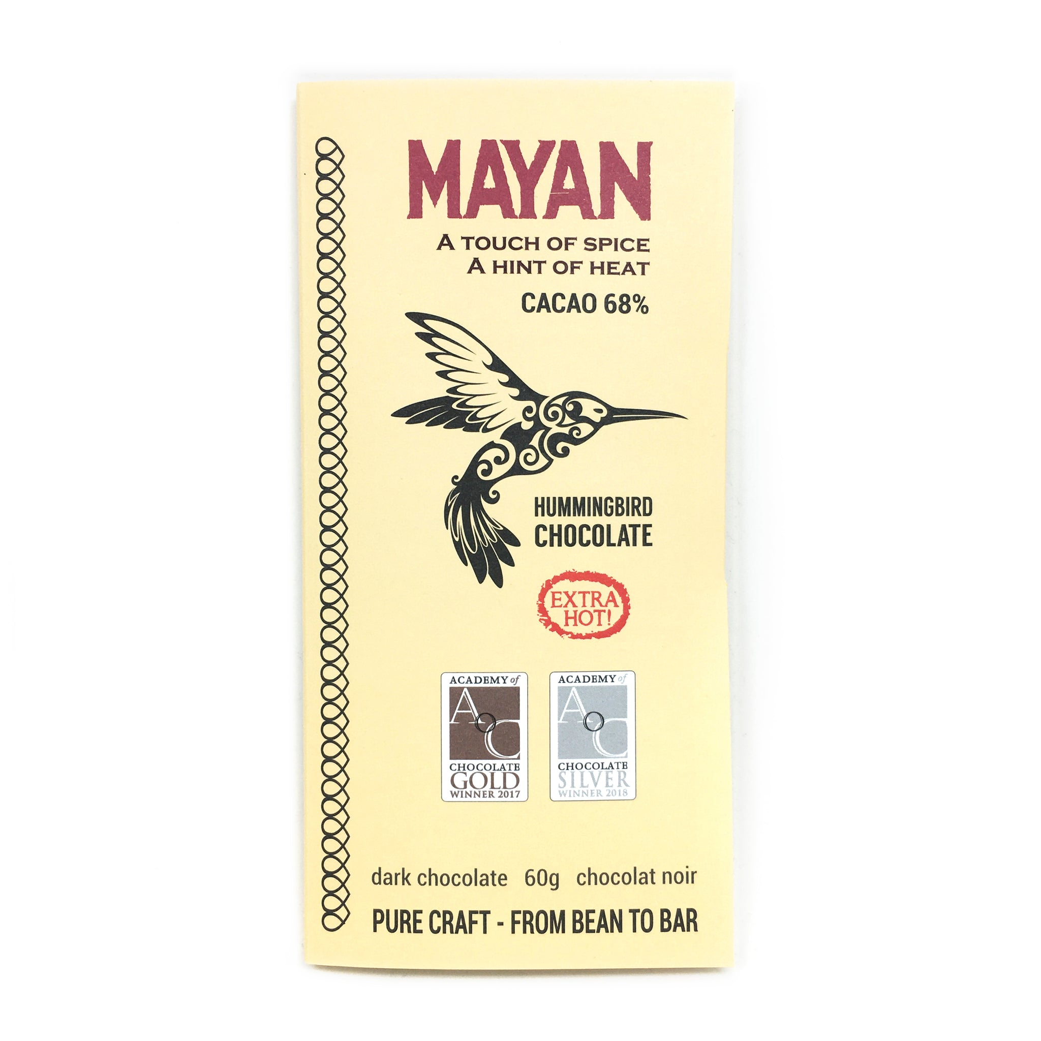 EXTRA HOT Mayan 68% - Special Edition