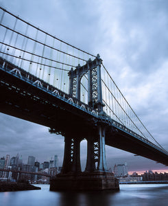 Manhattan_bridge par Jeanne Lapointe