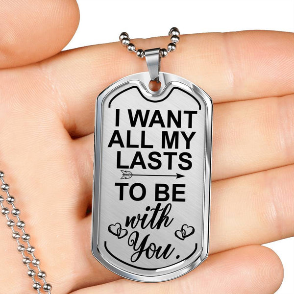 With You - Keepsake Tag - DT05