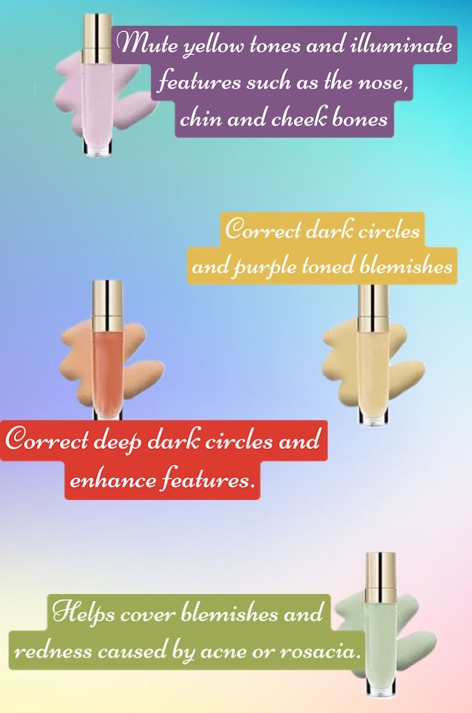 SkinDeep Color Correctors