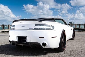Carbon Diffuser for Aston Martin Vantage