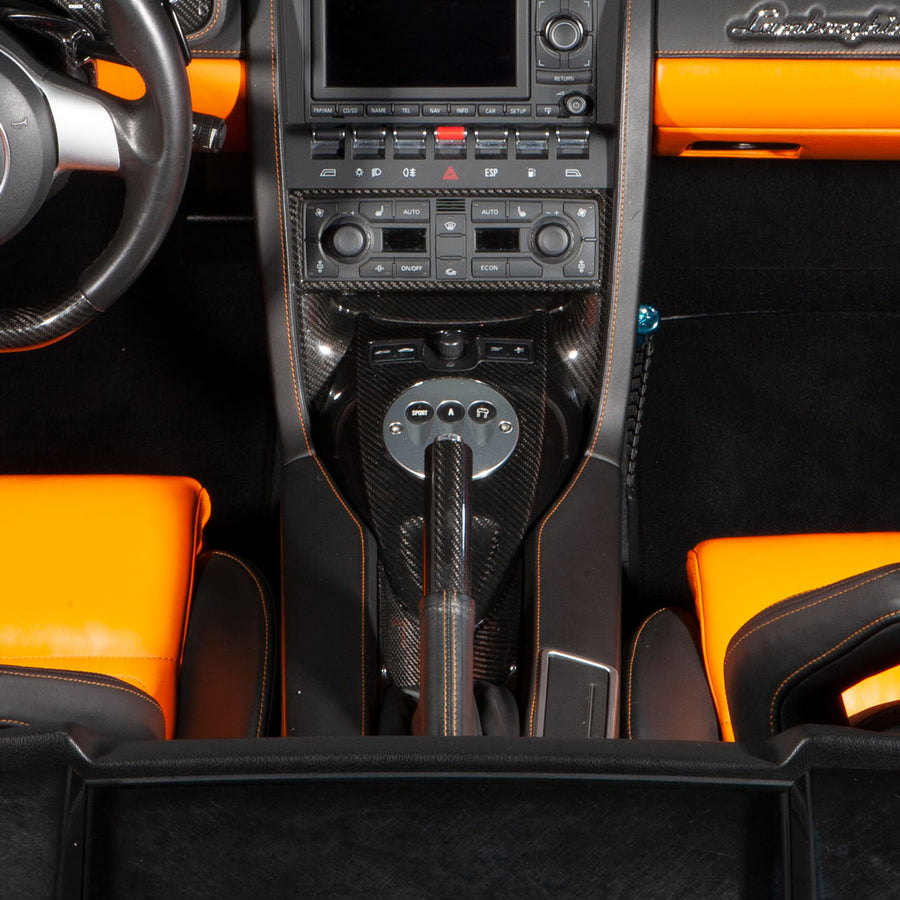 Carbon Fiber AC Surround for Gallardo LP550 LP560 LP570