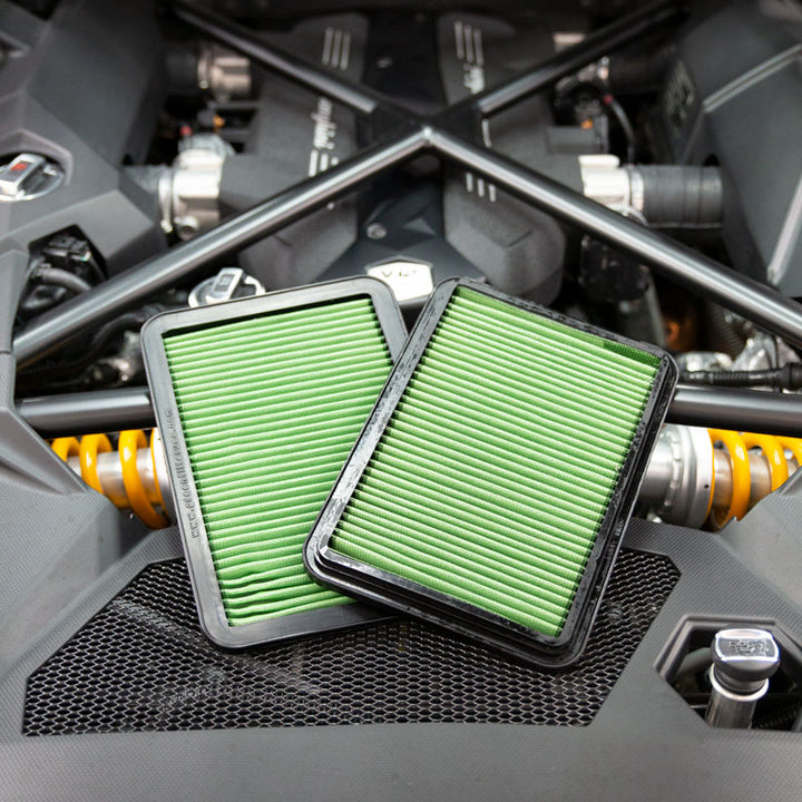 High Performance Air Filters for Lamborghini Aventador