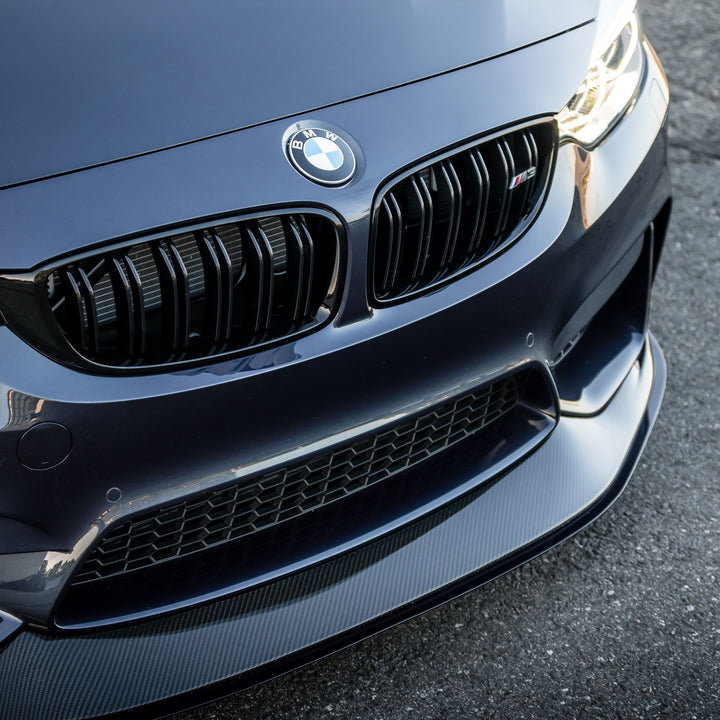 BMW M3 Front Air Dam Adjustable Splitter