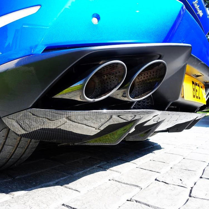 RACING SPORT CONCEPTS LAMBORGHINI HURACAN SLIP-ON REAR DIFFUSER