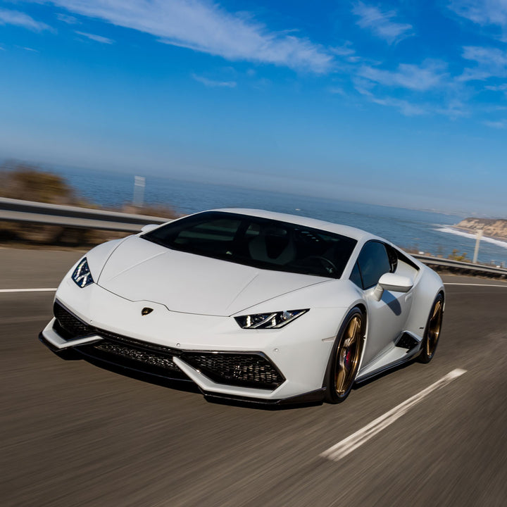 Front Splitters for Lamborghini Huracan LP610-4